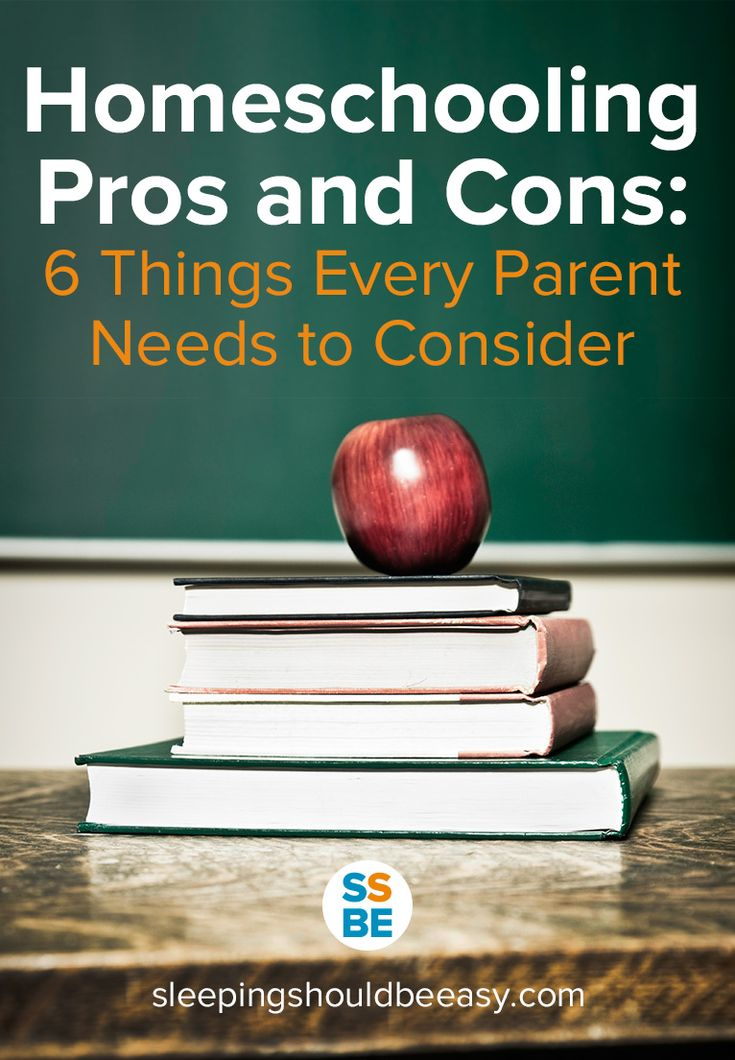 Parents, are you deciding whether to homeschool your kids or not? Consider these 6 homeschooling pros and cons before making your decision.