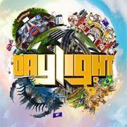 Daylight festival 2014 artwork