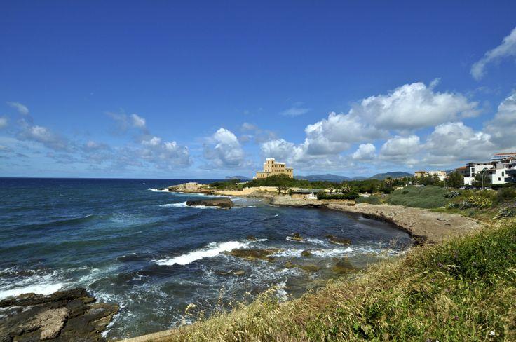 #alghero #italy #italia #italien #tourist #sightseeing #wow#wowplaces #beautiful #sea #mare #island #sun #sunshine #blog #blogger