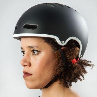 Lazer Armor bike helmet - Black