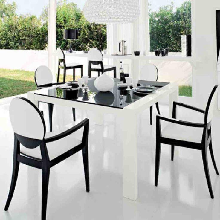 97 best Black and white home decor images on Pinterest