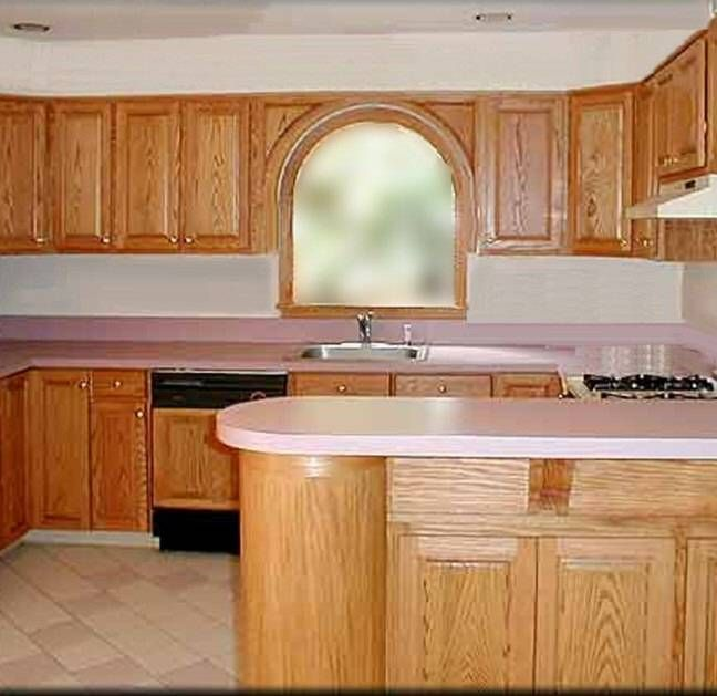 Las 25 mejores ideas sobre gabinetes de cocina verde en for Gabinetes de cocina de madera modernos