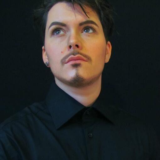 drag king makeup - Google Search                              …