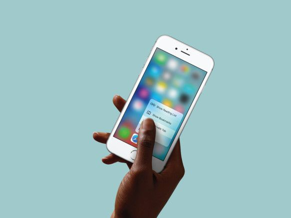 3D Touch.  The next generation of Multi-Touch.