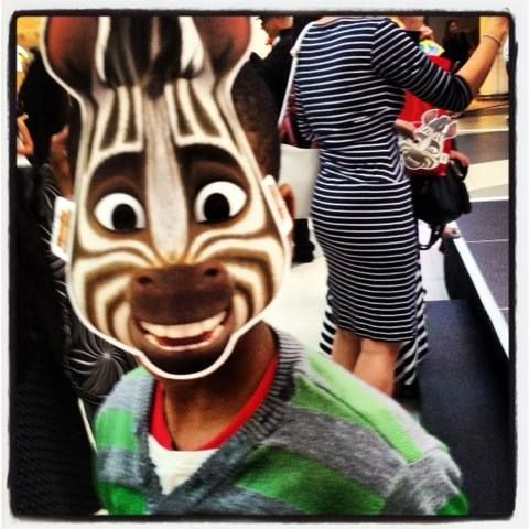 Who has gone Khumba Cray cray?! Stripe Up! New #activity out now on the #Khumba movie website www.khumbamovie.com