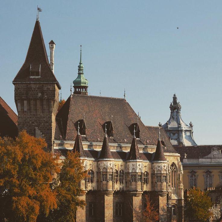 #monument #castle #vajdahunyadcastle #budapest