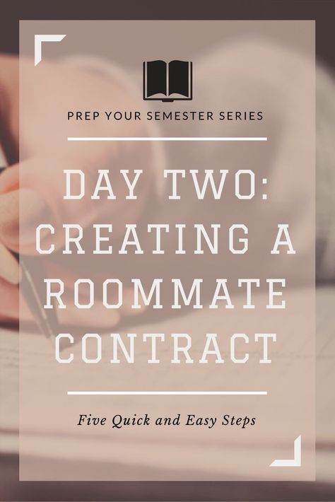 The 25+ best Roommate contract ideas on Pinterest Good colleges - contract template