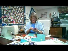 Landscape Quilting Workshop (Part 3 of 3) - SEWING WITH NANCY - YouTube