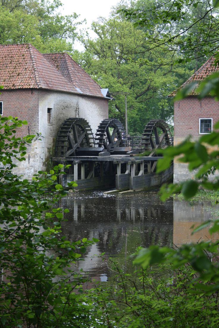 Watermill Singraven, Denekamp, Twente, the Netherlands
