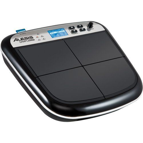 Alesis Sample Pad Electronic Drum Pad Multi-Pad Sample Instrument by Alesis. $179.99. Multi-Pad Sample Instrument. Save 40% Off!