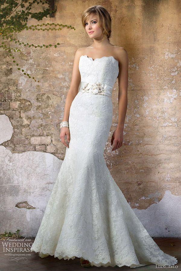 Liancarlo Wedding Dresses Fall 2012 Bridal Collection | Wedding Inspirasi