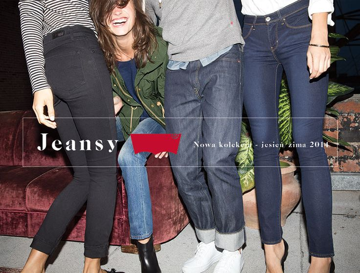 #brand #brandpl #newcollection #newarrivals #new #newproduct  #fallwinter14 #autumnwinter14 #aw14 #fw14 #winter #autumn #online #store #onlintore #womencollection #women #mencollection  #men #jeans #levis