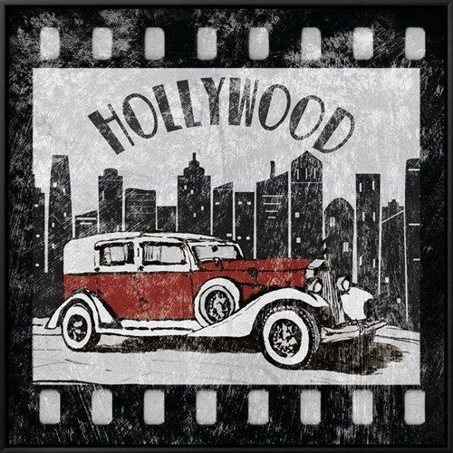 Hollywood Poster by Hugo Wild at AllPosters.com