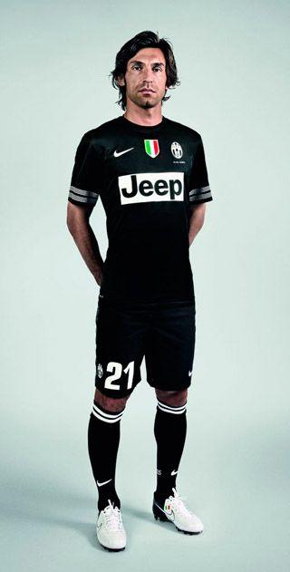 Andrea Pirlo - Juve Shirt 2012