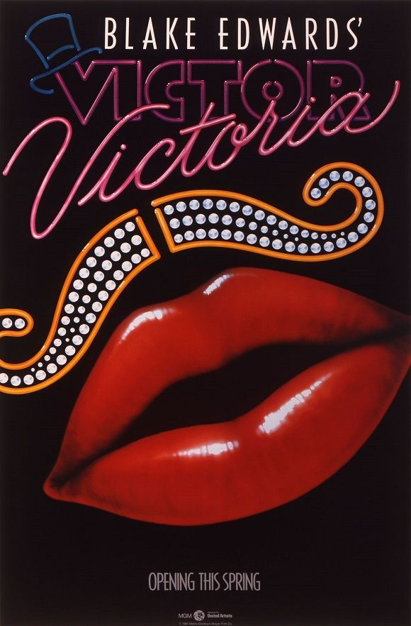 Gay Themed Films To Watch, Victor/Victoria