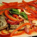 Lapu-Lapu Escabeche Recipe