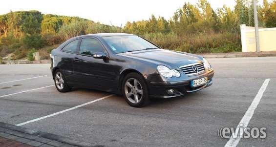 Mercedes-benz c 220 cdi sportcoupe 2000€