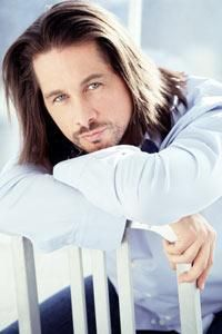 Michael Easton - My son was named after his character when on Days of our Lives