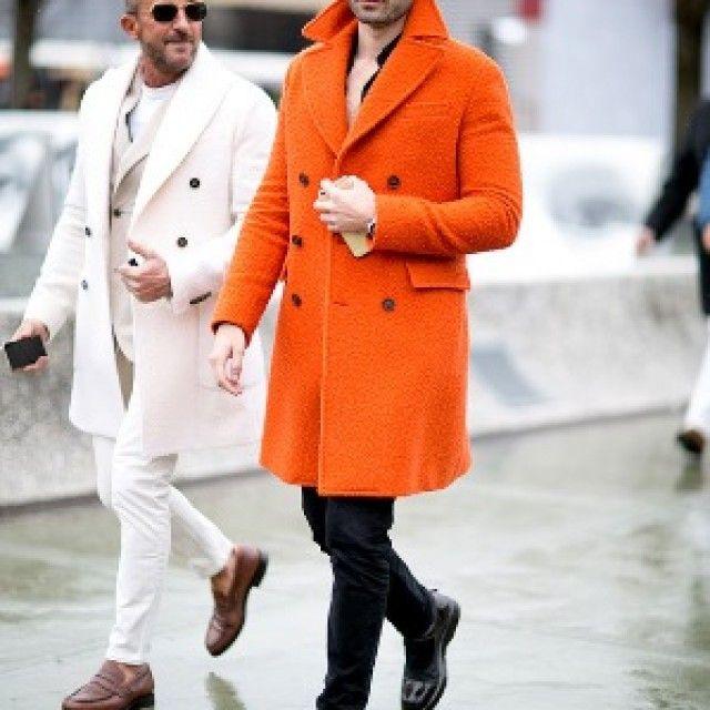 Pitti Uomo 2016 - лучшие мужские луки