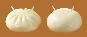 NIKUMAN, ANMAN (Meat bun,Bean marmalade bun) ; Dec 1, 2011