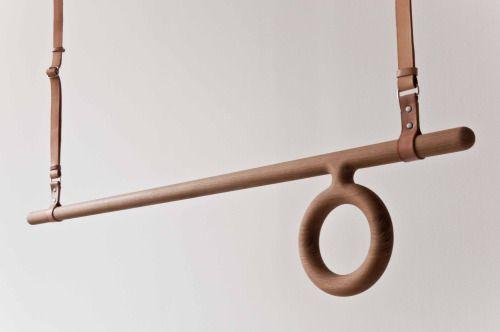 Hanging closet - beautiful design.  http://www.floriansaul.com/
