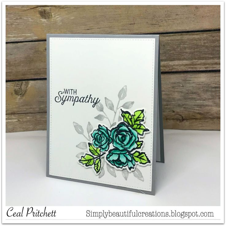 Its time for another challenge at Addicted to Stamps & More and this week we want you to make your markusing markers, paints, distres...