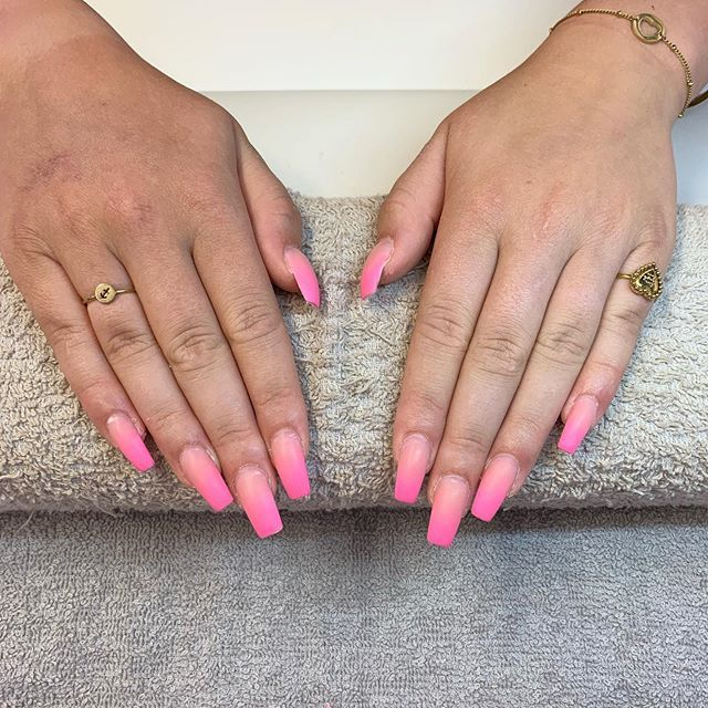 New The 10 Best Nail Ideas Today With Pictures Acrylnagels Acrylnagelsdordrecht Dordrecht Dordrechtcentrum Zw Fun Nails Pink Nails Ombre Nails