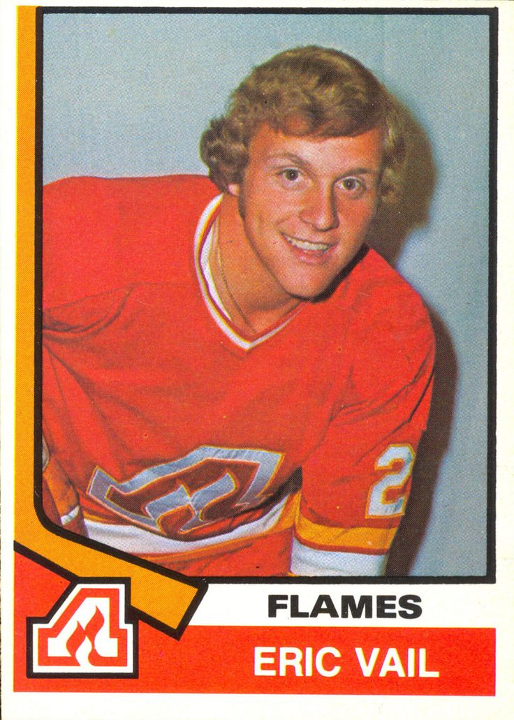 Eric Vail: 1st Calder Trophy Winner From The Flames