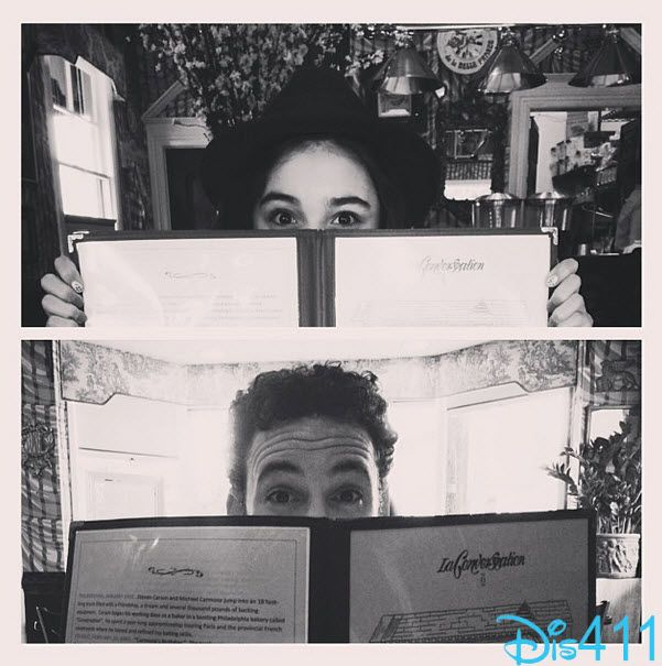 Photo: Rowan Blanchard And Ben Savage Grabbed A Coffee Together March 3, 2014