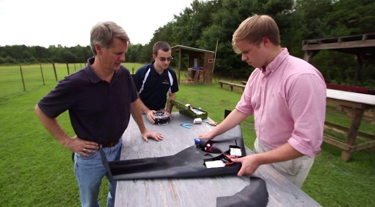 Pasos para fabricar drones de impresión 3D