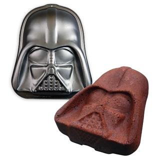 Darth Vader Baking Tray. Deliciously evil. Heh.Cake Pan, Birthday Cakes