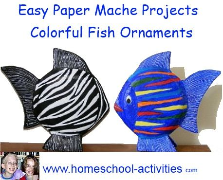1000 images about kids long term projects on pinterest for Easy paper mache ideas
