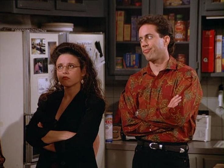 Seinfeld Season 3 The Boyfriend