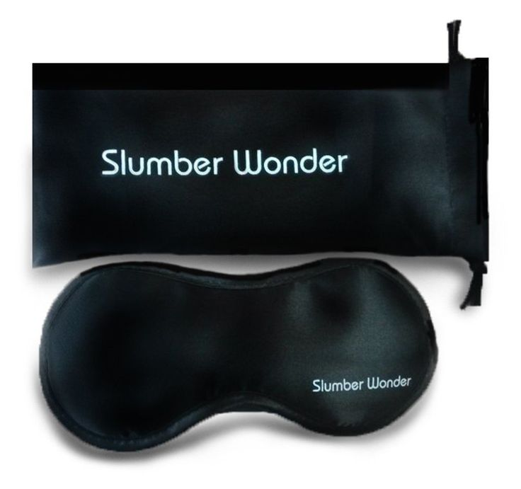 Sleeping Napping Eye Mask Shade With Ear Plugs Light Blocker Insomnia AidTravel  #SlumberWonder  Surprise someone who has trouble sleeping with this stocking stuffer gift.