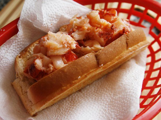 Connecticut-Style Lobster Roll | Recipe