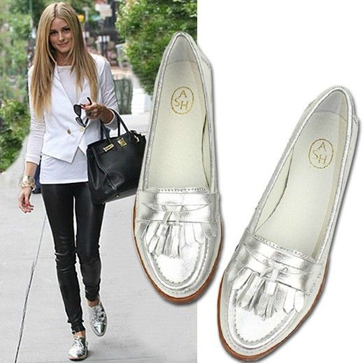Comfortable Oxford Shoes Women Genuine Leather Shoes Flat Shoes Women Free Shipping $46.90