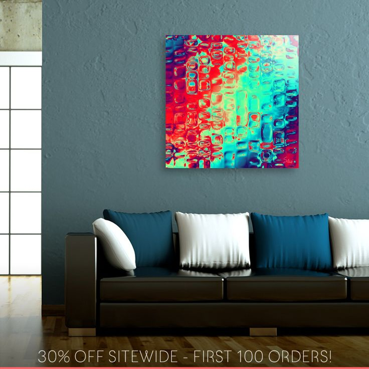 First 100 orders: get 30% OFF my art! Use code HURRY30: http://bit.ly/myartshoppromo #promo #curioos #wallart #prints #discount #contemporary #modern #homedecor #interior #interiordesign #abstract