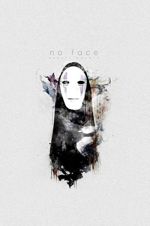 21 best no face spirited away images on pinterest no