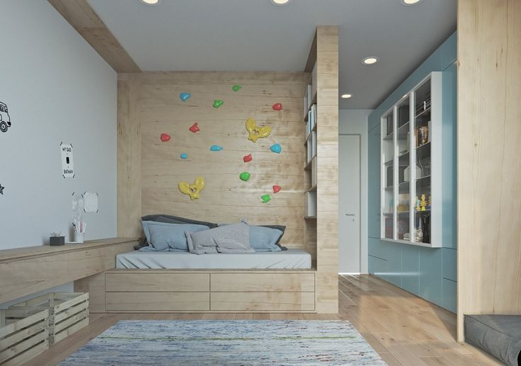 Young families and contemporary interiors are not always the best of friends. Kids mean playtime – cooking, drawing, running around – and invariably, a mess