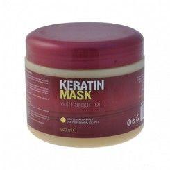 Μάσκα με κερατίνη - argan oil 500ml