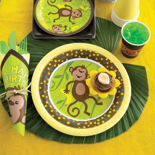 880 Best Monkey Themed Birthday Party Images On Pinterest Themed Birthday Parties Birthday