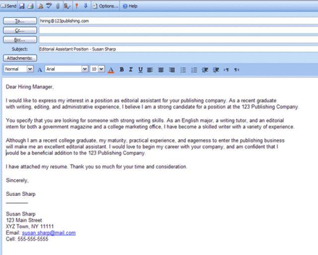 69 best Cover Letter Tips images on Pinterest Cover letter tips - sample marketing cover letter example