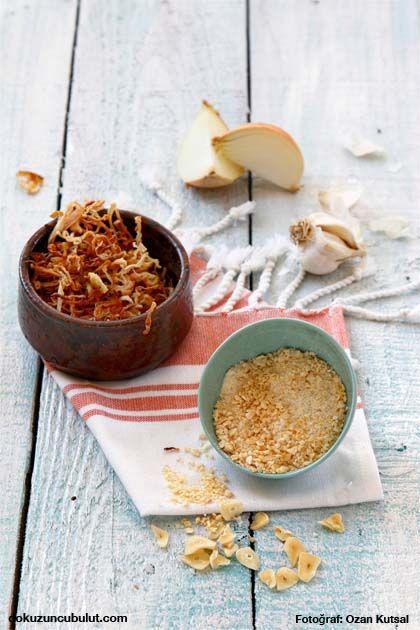 Homemade onion and garlic powder...