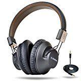 [Garantía 2 años] Avantree BAJA LATENCIA 40 horas Auriculares Diadema Bluetooth 4.1 con Micrófono, sonido Hi-Fi aptX, Plegables, NFC, Inalámbricos o con cable, para iPhone PC Mac TV Juegos - Audition Pro Reviews - http://themunsessiongt.com/garantia-2-anos-avantree-baja-latencia-40-horas-auriculares-diadema-bluetooth-4-1-con-microfono-sonido-hi-fi-aptx-plegables-nfc-inalambricos-o-con-cable-para-iphone-pc-mac-tv-juegos-audition/