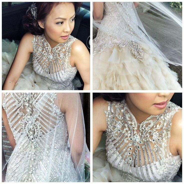 286 Best Images About Filipino Wedding Gown Designers On