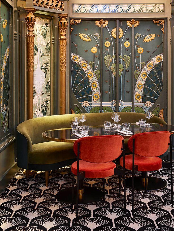 Beefbar Paris Restaurant / Humbert & Poyet