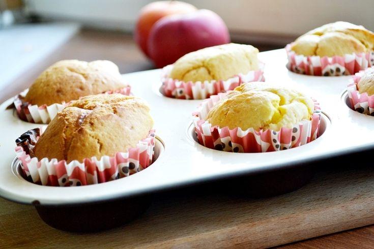 Pyszne i łatwe sernikowe muffiny | One Little Smile