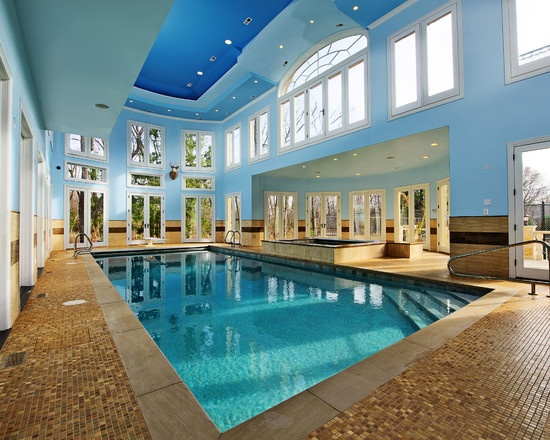Dream House With Indoor Pool 13 best indoor pools images on pinterest | indoor swimming pools