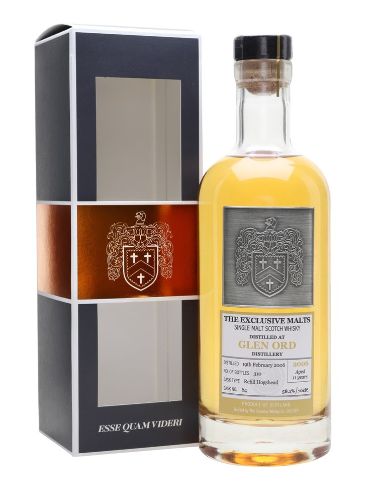 Glen Ord 2006 / 11 Year Old / The Exclusive Malts