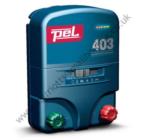 View the Quality, PEL 403 Unigizer Electric Fence Energiser - £159.99 ex. VAT